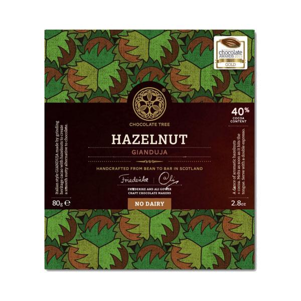 Chocolate Tree - Gianduja (Hazelnut)