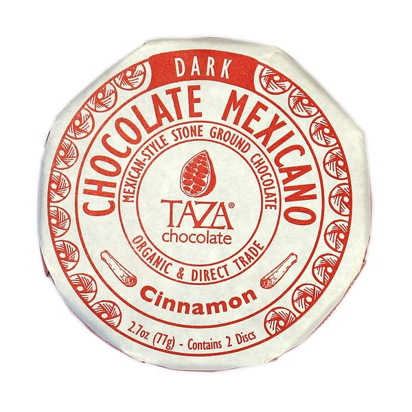Taza Chocolate Mexicano Cinnamon (single disk)