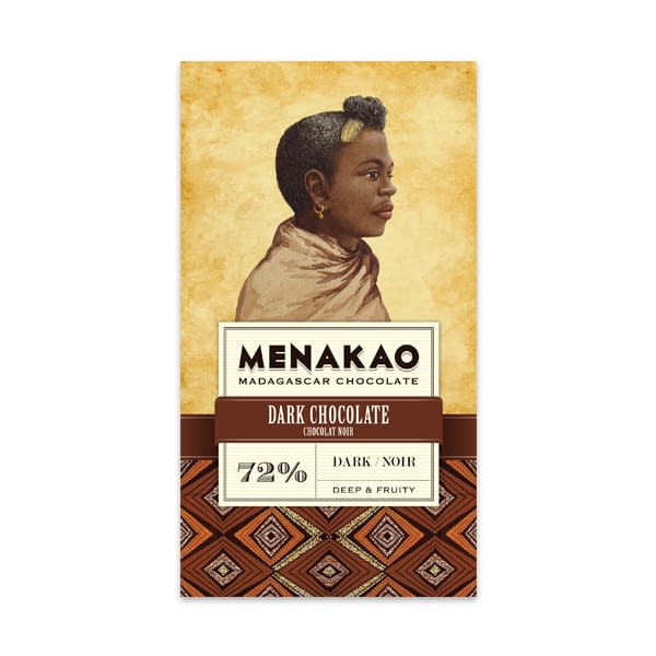 Menakao - Dark Chocolate 72%