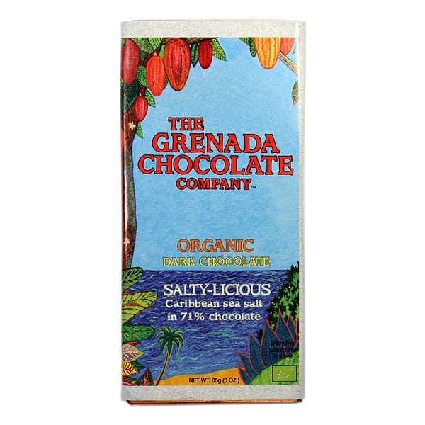 Grenada Chocolate Company - Salty-Licious