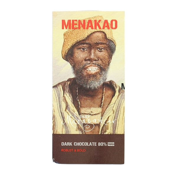 Menakao - Dark Chocolate 80% (Taster Bar)