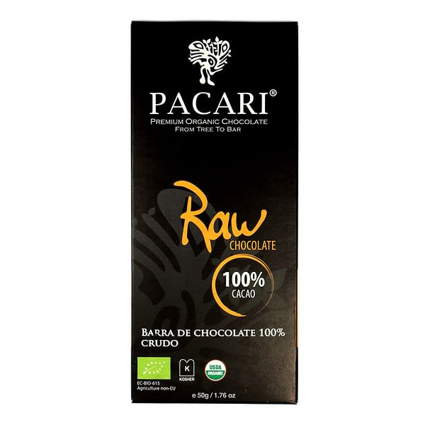 Pacari Raw (unroasted) 100%