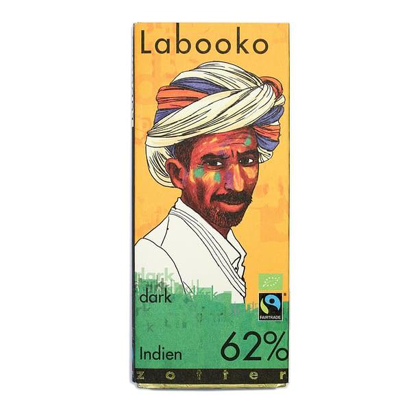 Zotter Labooko India 62%