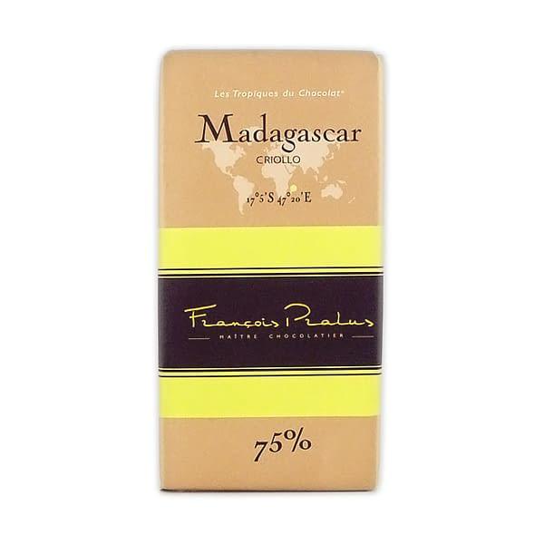 Pralus - Madagascar 75% Dark Chocolate
