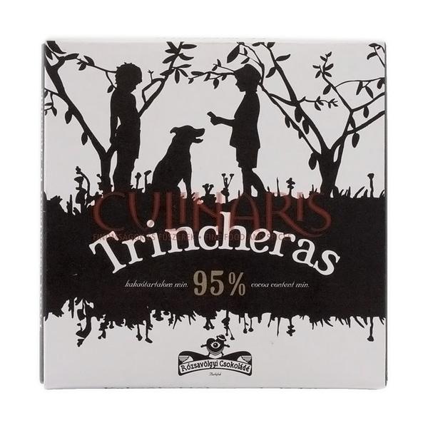 Rózsavölgyi Csokoládé Trincheras 95%