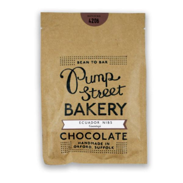 Pump Street Bakery - Ecuador Nibs