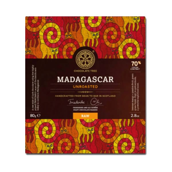 Chocolate Tree - 70% Madagascar Sambirano Unroasted
