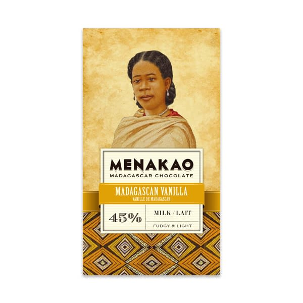 Menakao - Milk Chocolate 45%