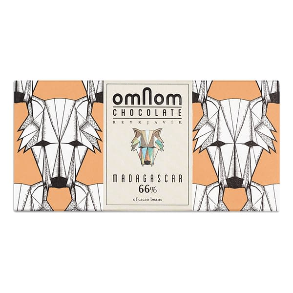 Omnom Madagascar 66% (Carton of 10)