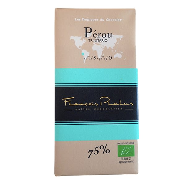 Pralus - Peru 75%