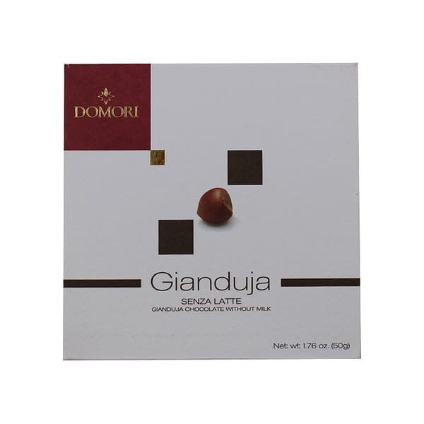 Domori - Gianduja Senza Latte