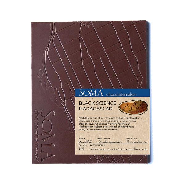 Soma - Black Science Madagascar 70%