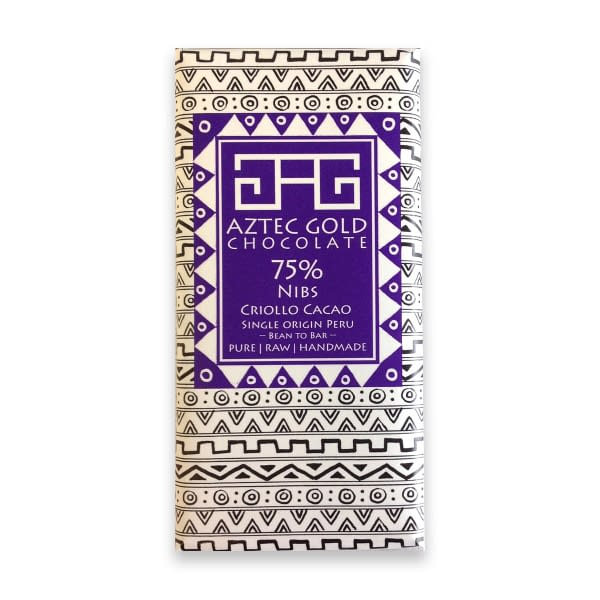 Aztec Gold Dark Nibs 75%