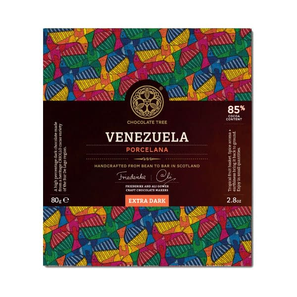 Chocolate Tree - Venezuela Porcelana (Carton of 10)