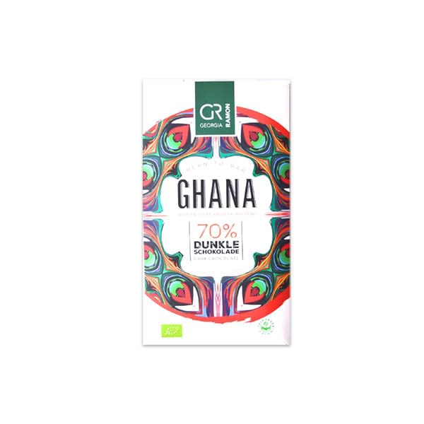Georgia Ramon - Ghana 70%