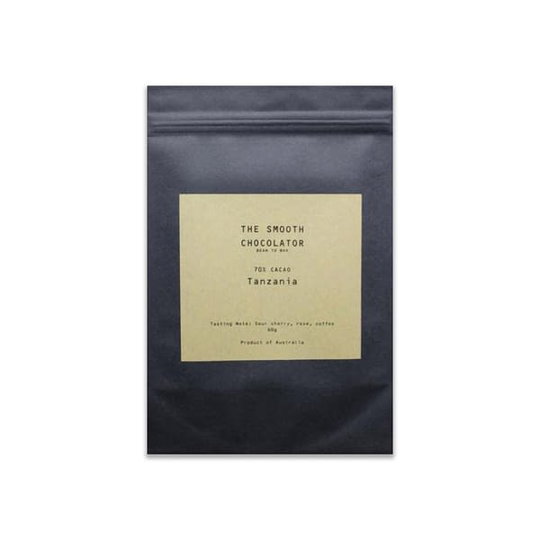 The Smooth Chocolator - Tanzania 70%