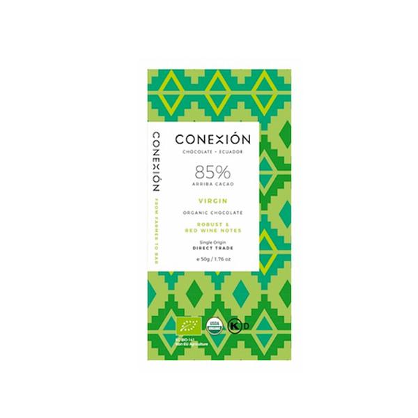 Conexion - Virgin Dark 85%