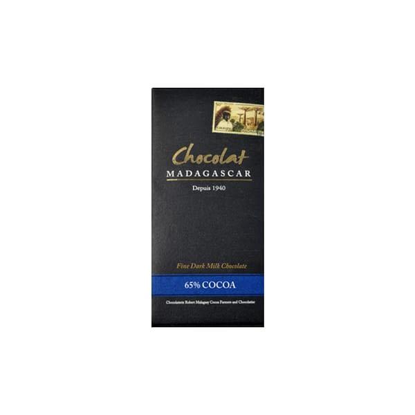 Chocolat Madagascar - Dark Milk Chocolate 65%