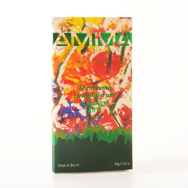 Amma - Theobroma Grandiflorum Cupuacu 80% Dark Chocolate