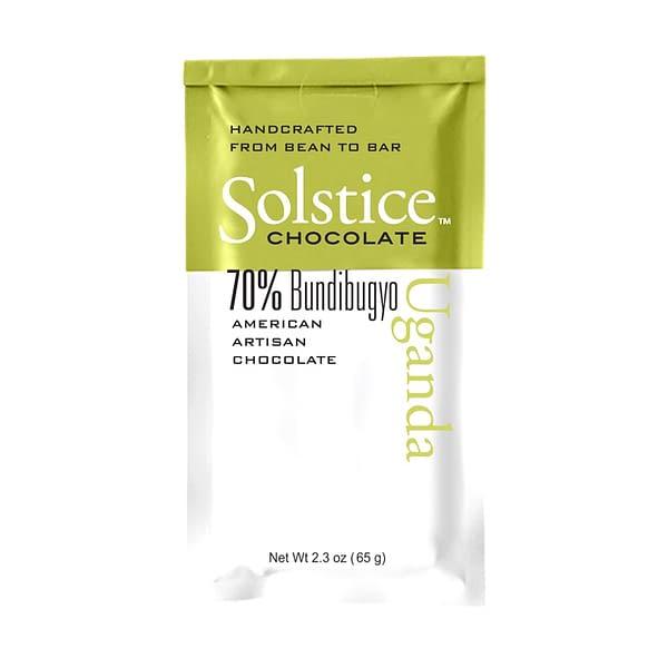 Solstice - Bundibugyo Uganda Bar Dark 70%
