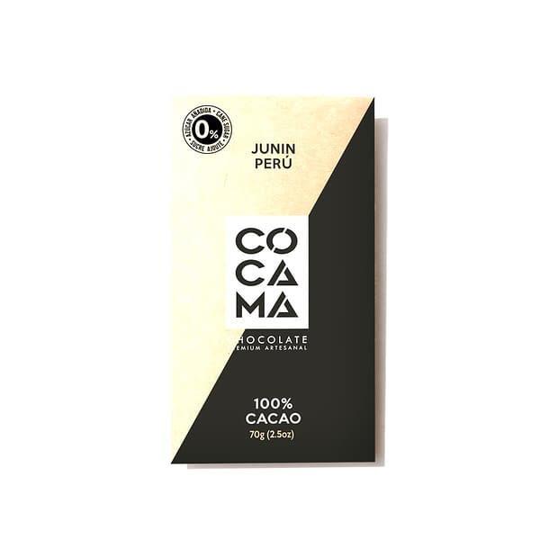 Cocama - 100% Dark Chocolate