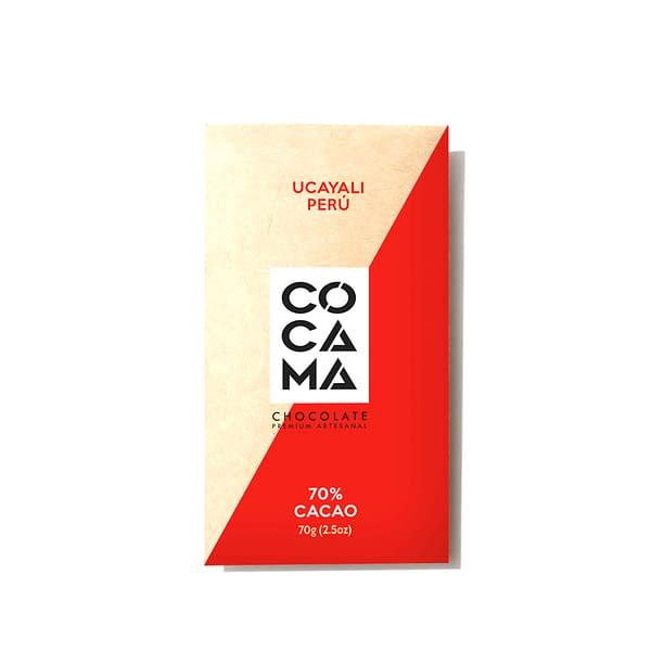 Cocama - Ucayali, Peru 70%