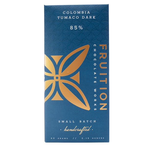 Fruition - Colombia, Tumaco 85% Dark Chocolate