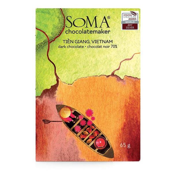 Soma - Tien Giang, Vietnam 70%