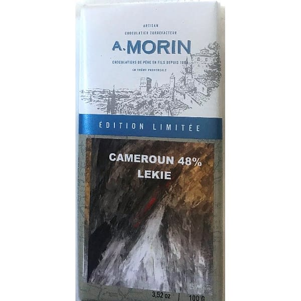 Morin -  Cameroun 48% Milk Chocolate