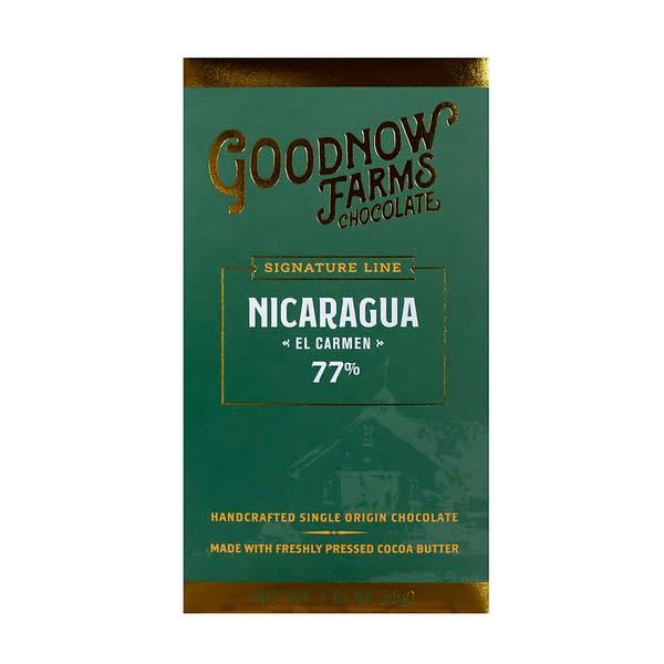 Goodnow Farms Chocolate - El Carmen, Nicaragua 77%
