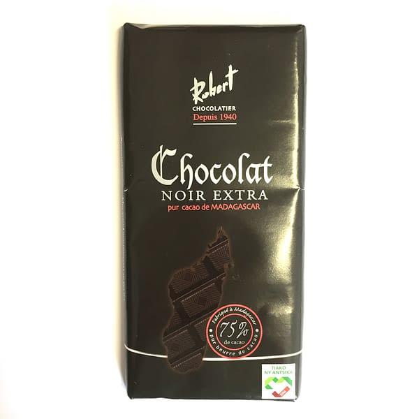 Robert - Noir Special 75%  Dark Chocolate