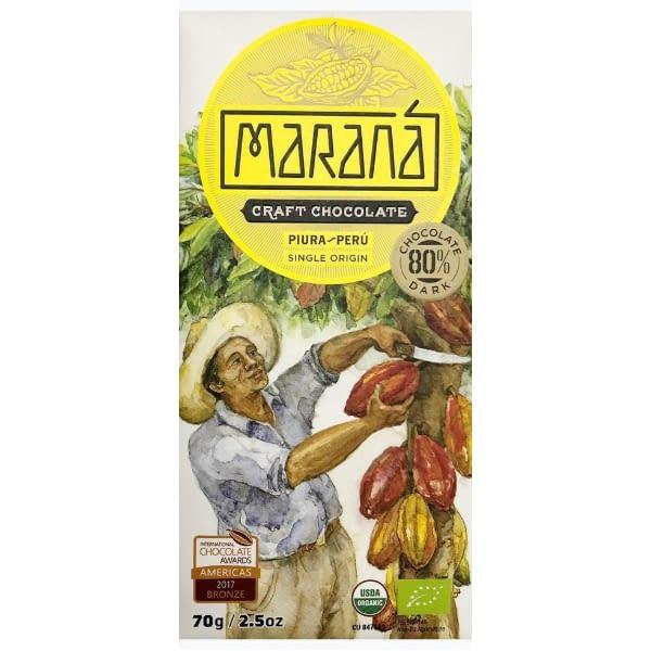 Marana - Piura Dark 80%