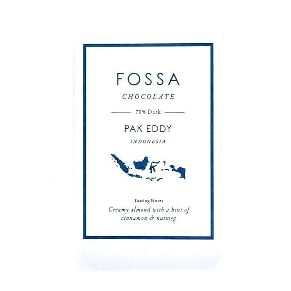 Fossa - Pak Eddy, Indonesia 70% Dark