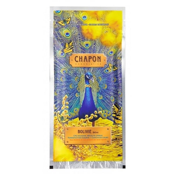 Chapon - Beni Bolivia 75% Dark Chocolate