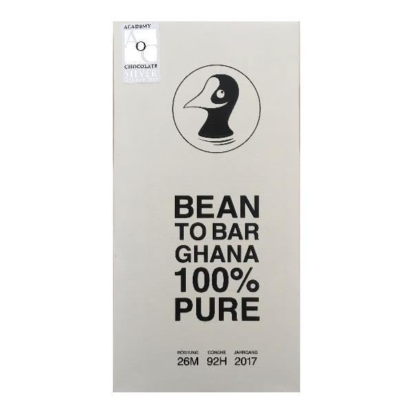 Taucherli - Ghana 100% Cacao