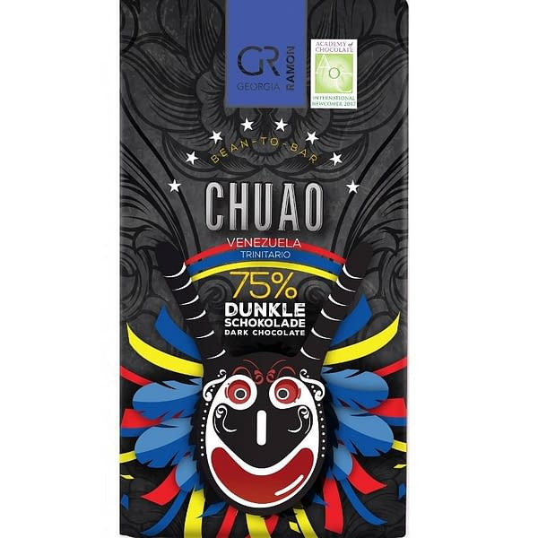 Georgia Ramon - Chuao 75% Dark