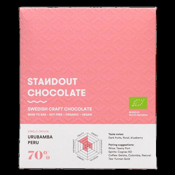 Standout Chocolate - Peru, Urubamba 70%