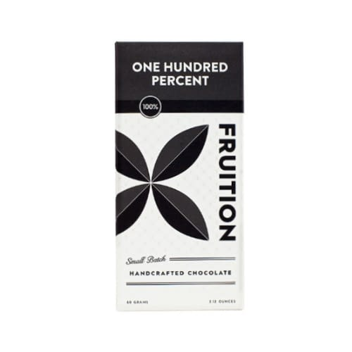 Fruition Dark Chocolate 100%