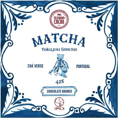 Feitoria do Cacao - White with Matcha 42%
