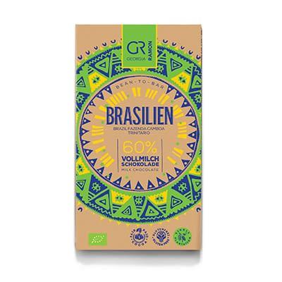 Georgia Ramon - Brasil 60% Dark Milk Chocolate