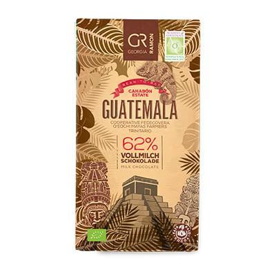 Georgia Ramon - Guatemala Dark Milk Chocolate
