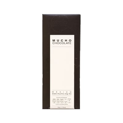 Mucho - Emiliano Lavado Dark Chocolate