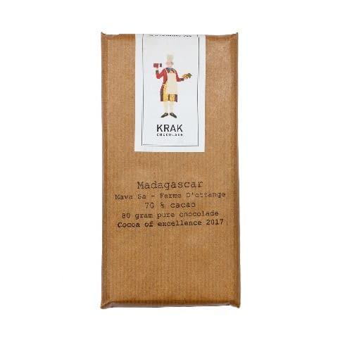 Krak Chocolade - Madagascar 70% Mava Sa, Ferme D
