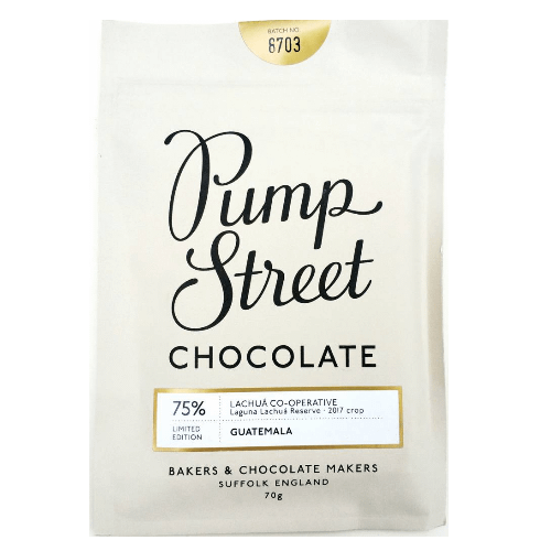 Pump Street Chocolate - Guatemala 75% Limited Edition