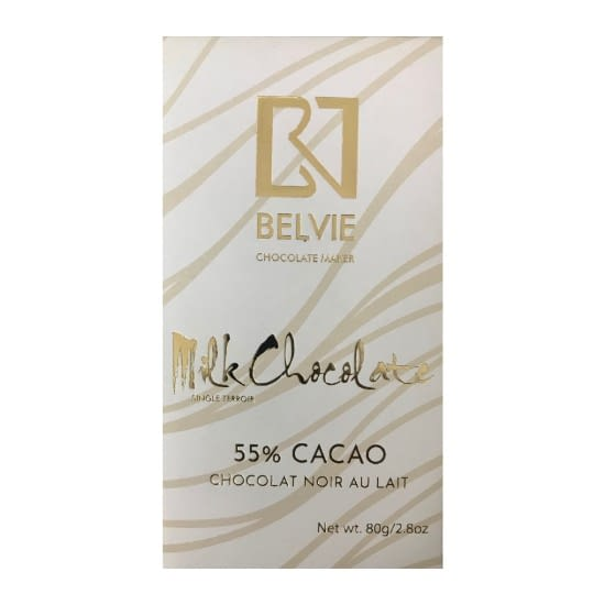 Belvie - Limited Edition 55% Milk Chocolate