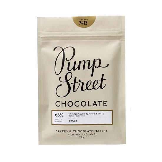 Pump Street - Bahia, Brazil 66% Dark Chocolate