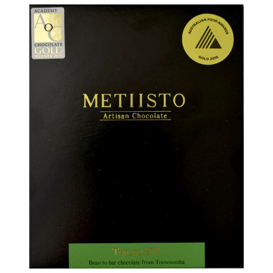Metiisto - Tenaru 67% Dark Chocolate