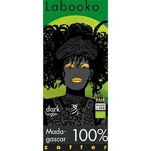 Zotter - Madagascar 100% Cacao