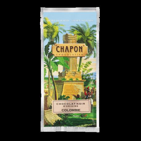 Chapon - Colombia 75% Dark Chocolate