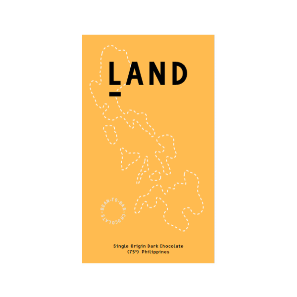Land - Philippines 75% Dark Chocolate